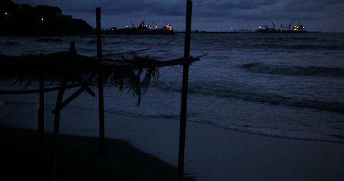 Amenaza de Tsunami para El Salvador tras terremoto de 6.8