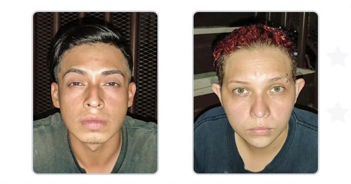 Capturan a traficantes de droga en comunidad Tutunichapa
