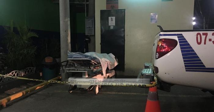 Una mujer fue asesinada en Concepción de Oriente la noche de este Viernes