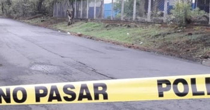 Asesinan de 14 disparos a un hombre en Uluazapa, San Miguel