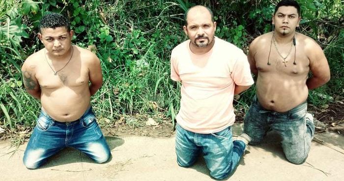 Envían a prisión a tres sujetos que robaron $7,500 a usuario de agencia bancaria en Santa Ana