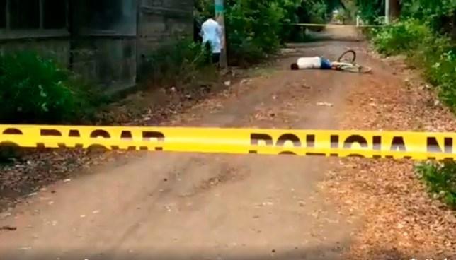Asesinan a joven que se dirigía a bordo de una bicicleta en Puerto el Triunfo, Usulután