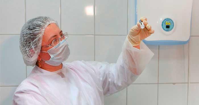 Moscú realizará ensayos de la vacuna Sputnik V para aplicarla en forma de gotas nasales
