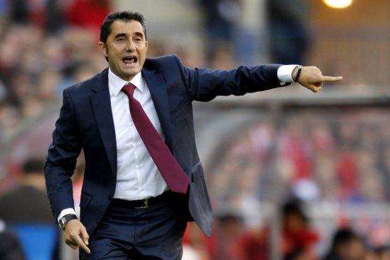Ernesto Valverde seria el elegido como nuevo técnicodel Barcelona