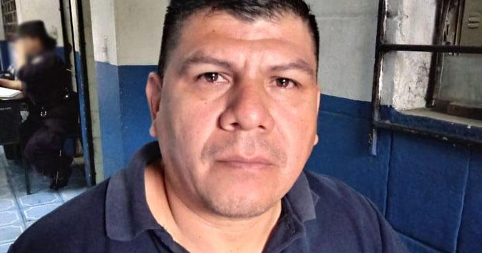 """Capturan al """"vendedor de harina"""" por organizaciones terroristas en Mejicanos"""
