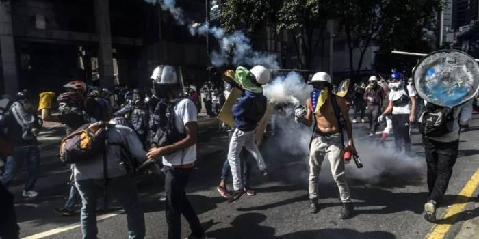 Se registran 48 personas fallecidas en protestas en Venezuela