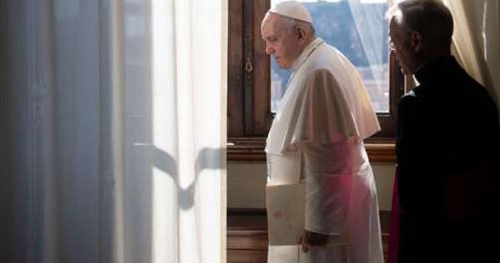 Vicario del Papa Francisco da positivo a COVID-19