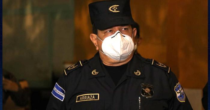 Mauricio Arriaza Chicas renuncia a su cargo como Viceministro de Seguridad