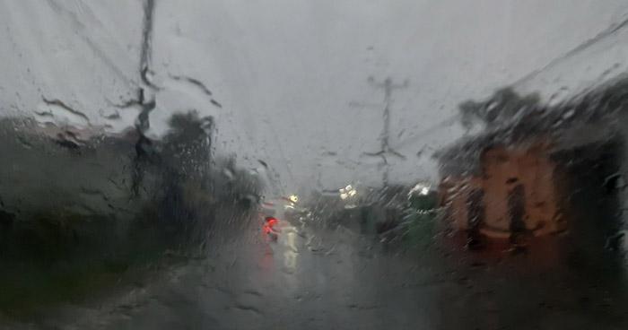 Continuarán lluvias sobre todo el territorio nacional con énfasis en zonas norte