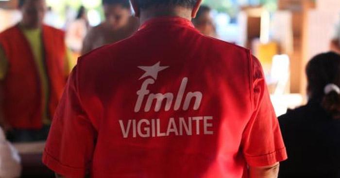 Condenan a vigilante del FMLN que votó dos veces en pasadas elecciones