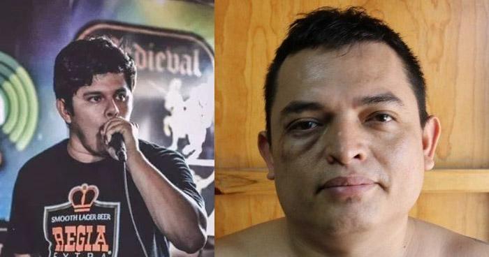 Arrestan a sospechoso de haber asesinado a vocalista de una banda de Rock en Sonsonate