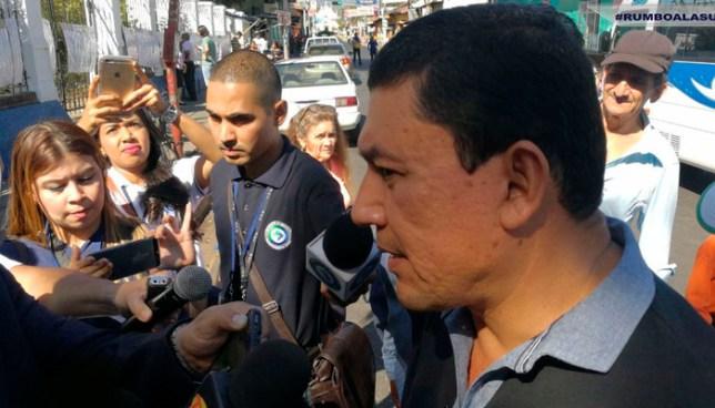 Will Salgado asegura que presentará evidencia ante la Fiscalía de fraude electoral