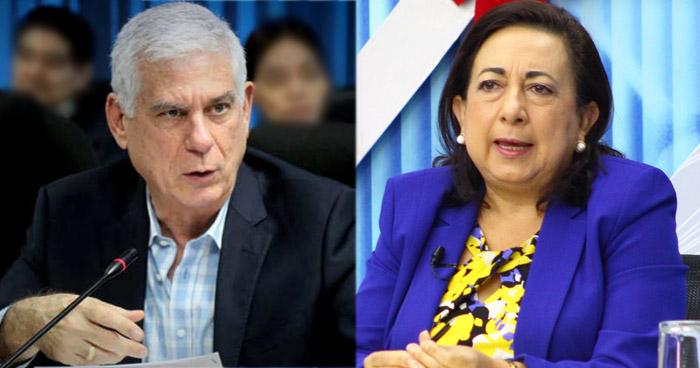 Acuerdan que Yanci Urbina y Rodolfo Parker queden fuera de la Comisión de Antejuicio contra Arriaza Chicas