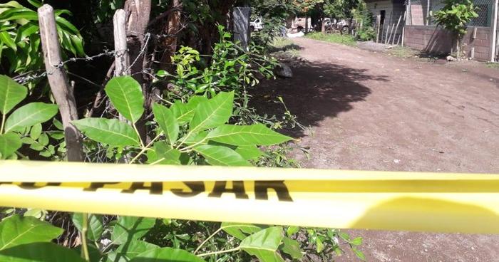 Joven fue asesinado por sujetos a bordo de una motocicleta en Yayantique, La Unión