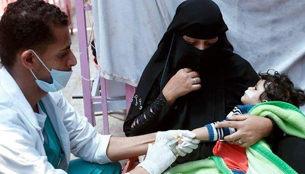 La ONU emite alerta sobre la crisis en Yemen que está a punto de colapsar
