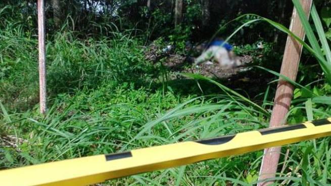 Delincuentes degüellan a agente de la PNC en la colonia Zacamil, Ahuachapán
