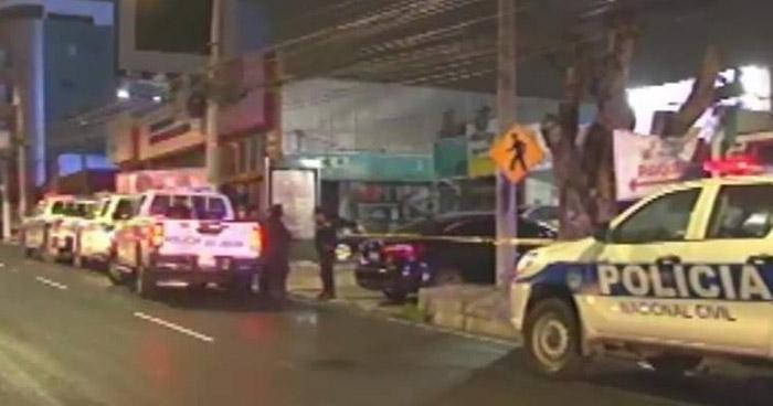 Tres heridos tras tiroteo en una discoteca de la Zona Rosa, San Salvador