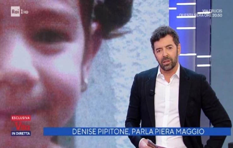 Alberto Matano diffida - Solonotozie24