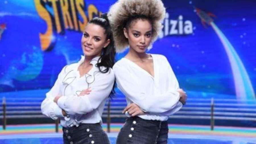 Striscia la Notizia Shaila e Mikaela fidanzati - Solonotizie24