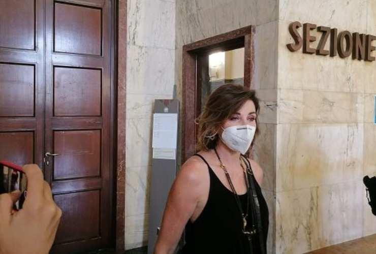 Alba Parietti Selvaggia Lucarelli tribunale - Solonotizie24