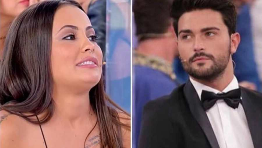 Davide Chiara Uomini e Donne crisi - Solonotizie24