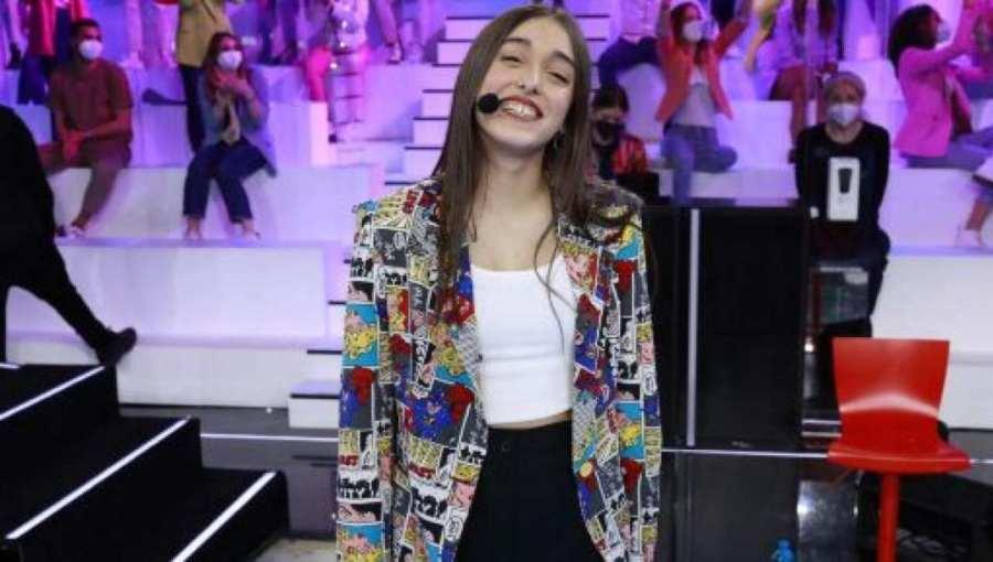 Giulia Stabile Tu si que vales video - Solonotizie24
