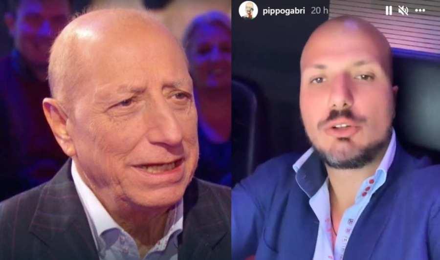 Pippo Franco figlio Gabriele video - Solonotizie24