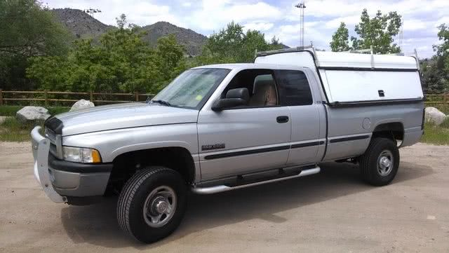 1998 Dodge Ram Roll Bar