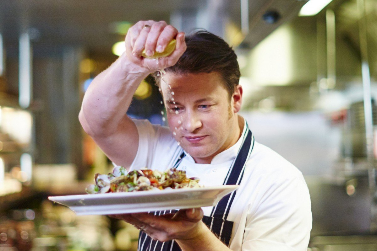 Jamie Oliver career