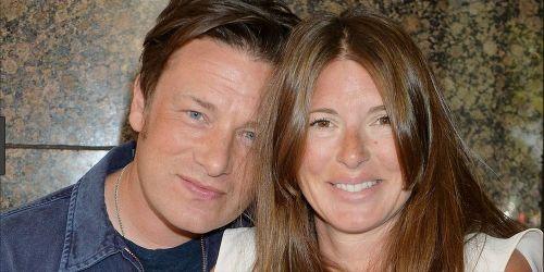 Jamie Oliver wife
