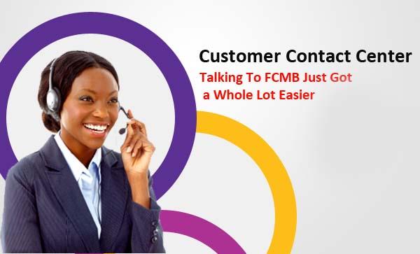 fcmb customer care