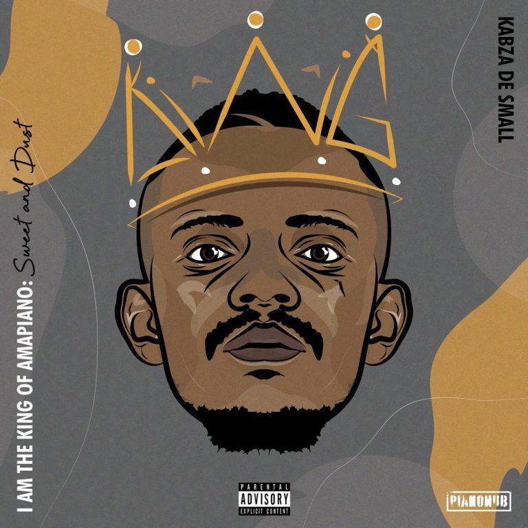 Kabza De Small I Am The King Of Amapiano Album 768x768 1