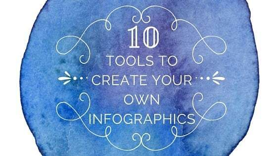 10 tools for infographics