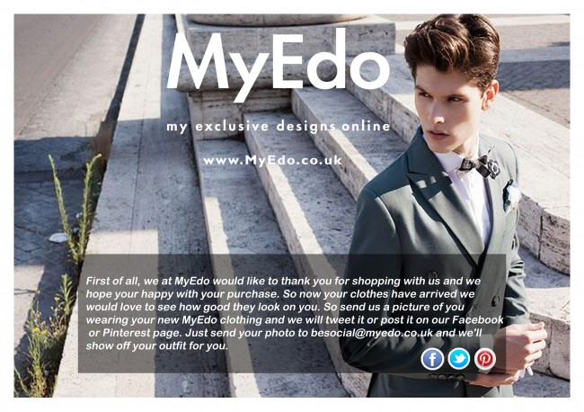 MyEdo banner printed with Solopress