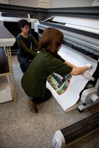The Giclee Printing Process