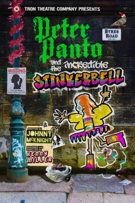 Peter Panto and the Incredible Stinkerbell poster