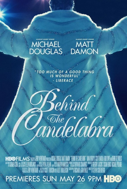 Behind the Candelabra film poster