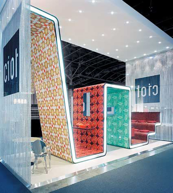 Ciloo exhibition stand