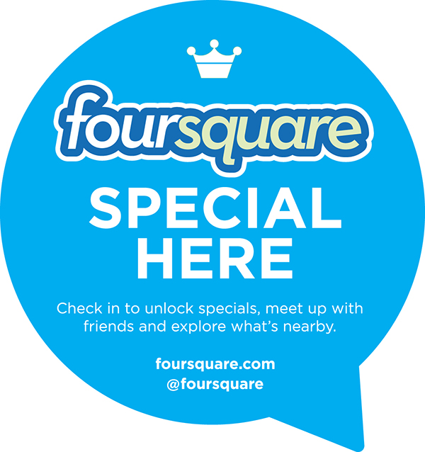 Mobile entrepreneur make the most of location based targeting like Foursquare