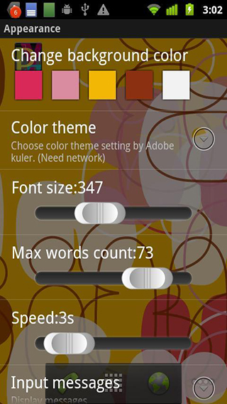 typography apps live wallpaper solopress