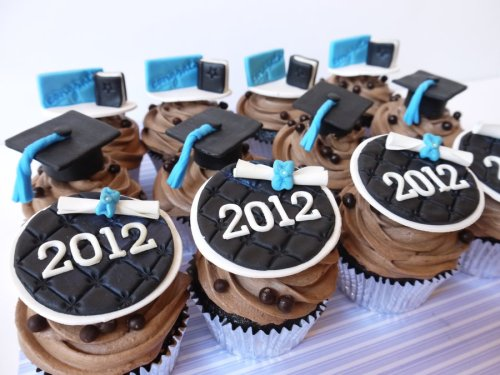great graduation cake designs