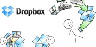 Use Dropbox to organise your homework