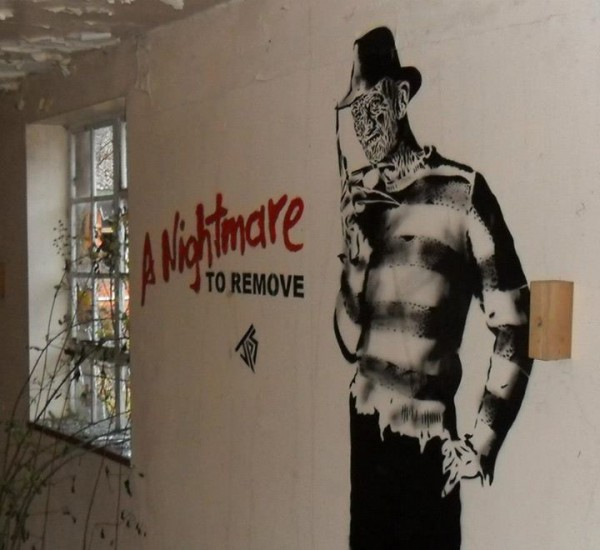 A Nightmare To Remove by JPS