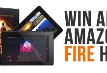 kindle fire hd solopress competition winner