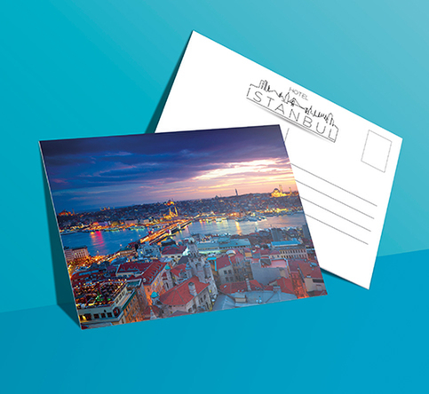 solopress luxury postcards for marketing your business
