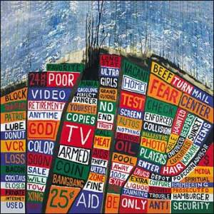 Album Covers - Radiohead