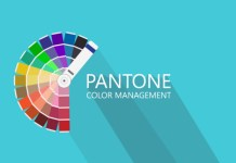 Pantone colours vs CMYK colours