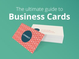 The ultimate guide to Business Cards
