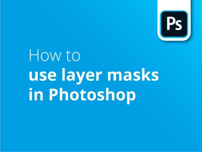 photoshop layer masks tutorial header