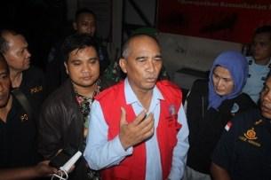 Mulyanto. Kakanwil Jawa Tengah di dampingi BNN, Satreskrim, Satnarkoba Polres Surakarta. Foto: Koranjuri.com